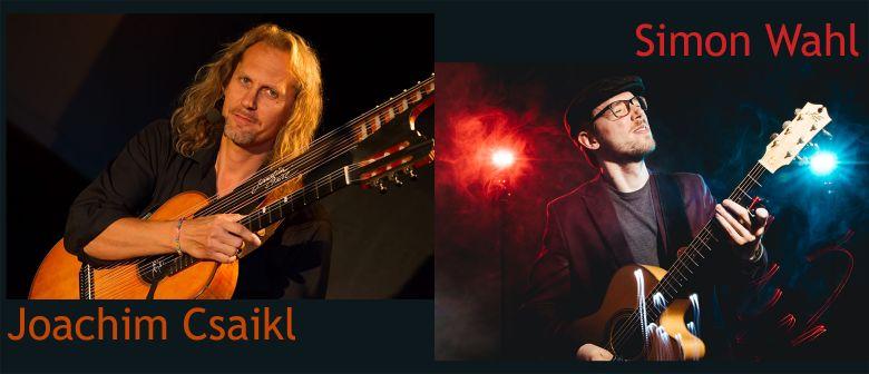 Joachim Csaikl & Simon Wahl - Vielsaitig