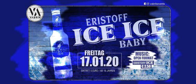 Eristoff ICE ICE BABY