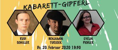 Kabarett-Gipferl 1
