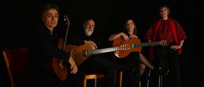 Angélica Rimoldi y las Guitarras de Buenos Aires (Ö, Argenti