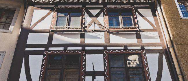 Feldkirch Führung: Sprichwörtlich Redensartliches