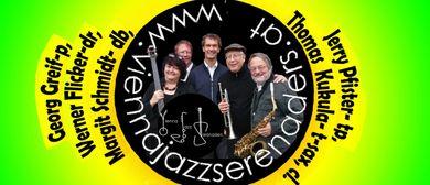 EMOMO der Vienna Jazz Serenaders im Café BEBOP