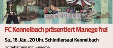 FC Kennelbach präsentiert Manege frei