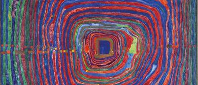Hundertwasser-Schiele. Imagine Tomorrow Eröffnung