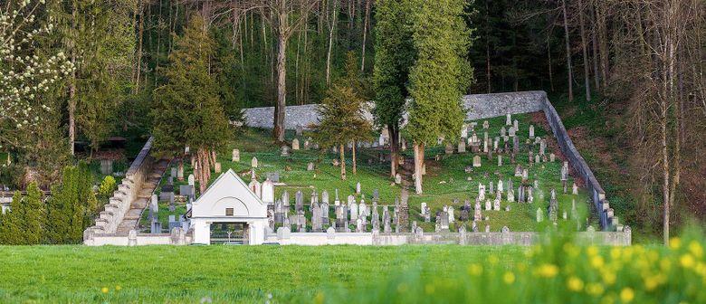 Stumme Zeugen. Die Grabsteine am Jüdischen Friedhof