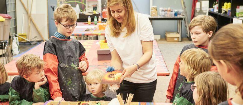 Immer wieder kommt ein neuer Frühling… Kinderworkshop