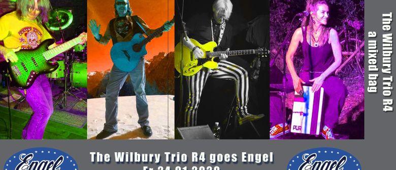 The Wilbury Trio