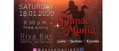Dance Mania at Riva Bar