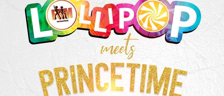 Lollipop x Princetime Special