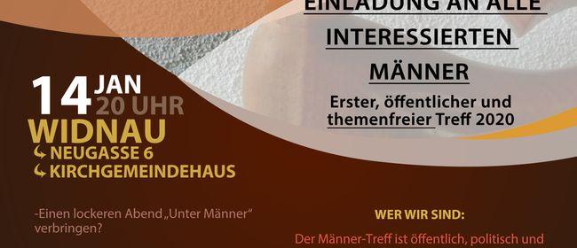 "Männertreff Rheintal: ""Unter Männer"""
