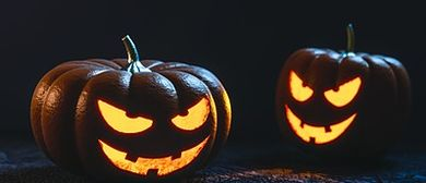 Halloween im Schloß