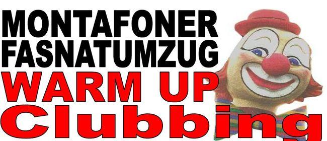 Montafoner Fasnatumzug - WARM UP Clubbing