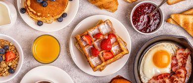 Genießen Sie feinste Köstlichkeiten der Frühstückskarte