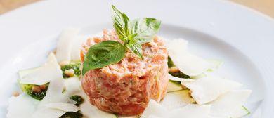 Genießen Sie den 2 Gänge Business Lunch aus der Plat du Jour