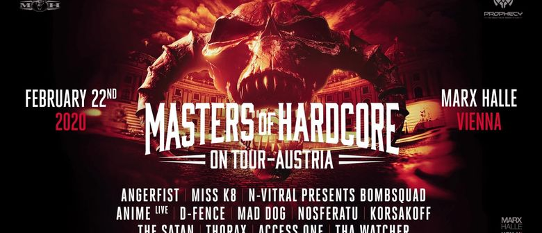 MASTERS OF HARDCORE - AUSTRIA 2020