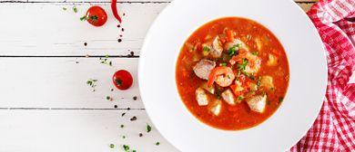 Genießen Sie ein klassisch französisches 3 Gänge Dinner