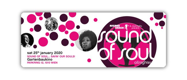 Sound Of Soul '20 All-Nighter