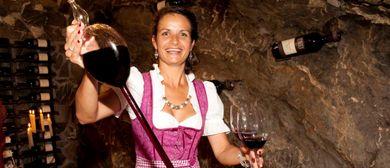 Rodeln & Wein - Event für Weinliebhaber
