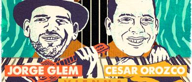 Konzert: Jorge Glem & César Orozco