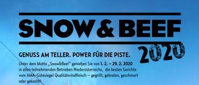 Snow & Beef Wintergrillshow