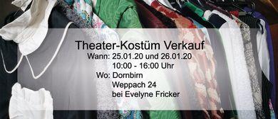 Theater-Kostüm Albverkauf