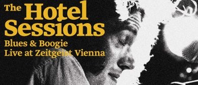 The Hotel Sessions: Blues & Boogie live at Zeitgeist Vienna