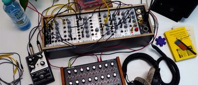 Modular Synthesizer Ensemble Workshop in Krems