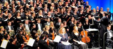 Beethoven: Missa solemnis Chorakademie Vorarlberg