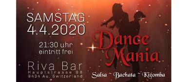 Dance Mania @ Riva Bar [Salsa, Bachata & Kizomba]