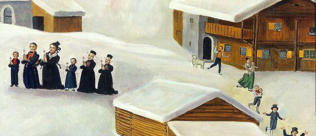 """""""Mich hat eine Lawine begraben"""" - Vortrag mit Friedrich Juen"""