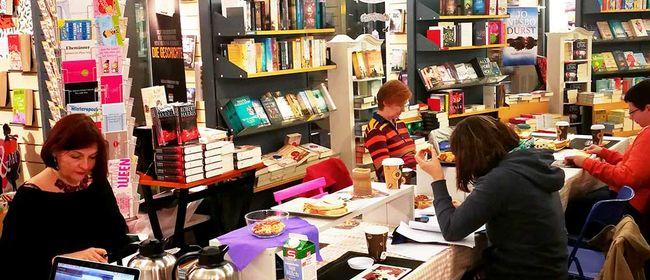 Schreibcafé – die Schreibwerkstatt in der Buchhandlung