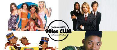 90ies Club FASCHINGSBALL!