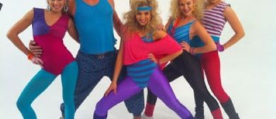 Your 80s Workout with The Wild Boy