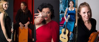 ELLAS - Flamenco Abend