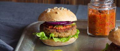Kochworkshop: Bug Burger