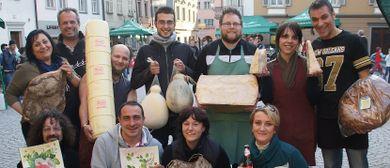 Italienischer Spezialitätenmarkt in Feldkirch