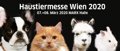 Haustiermesse Wien 2020 - der Countdown läuft!