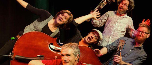 Marko Simsa & die Kokosbusserl-Band - Weihnachtslieder