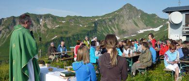 Frühmesse am Hahnenkopf (Faschina): CANCELLED