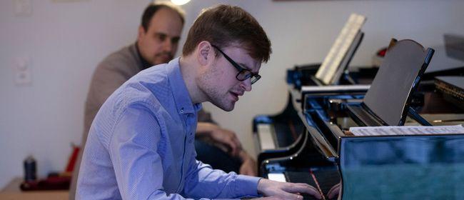 Virtuoso Konzert - Klasse von Prof. Claudio Martinez Mehner