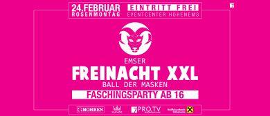 EMSER FREINACHT XXL