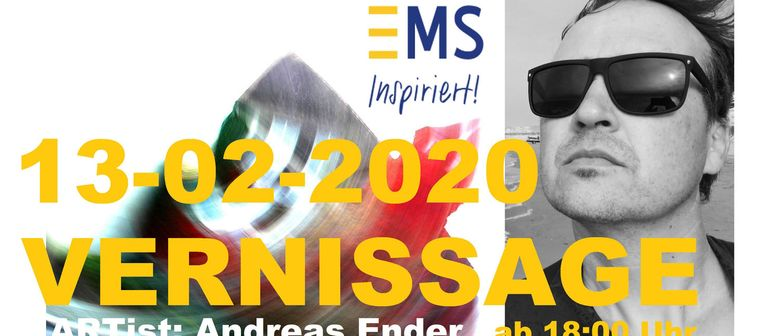 Andreas Ender - Ausstellung - Hohenems inspiriert!