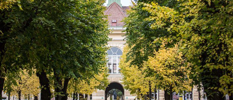 Botanische Führung am Uni Wien Campus