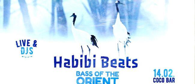 Habibi Beats | Bass of the Orient - DJ & Live Music Party