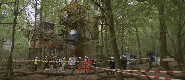 4th HUMAN VISION film festival: Die Rote Linie