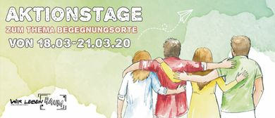 19. Aktionstage 2020 -  Poetry Slam