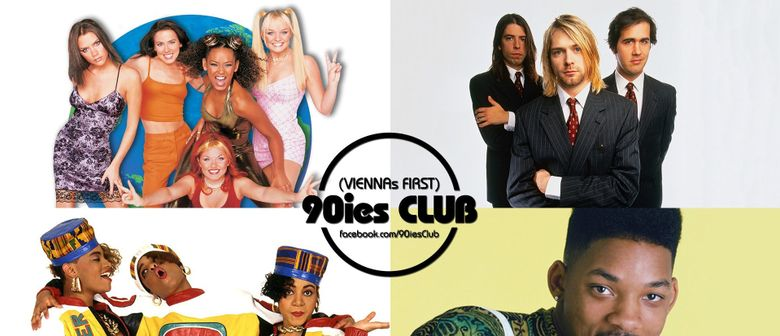 90ies Club: Girls and Boys!