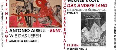 Antonio Airelli & Werner Krotz