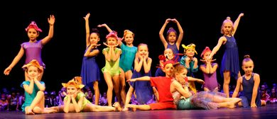 Ferien Tanzcamp Tanz & Spass & Spiel