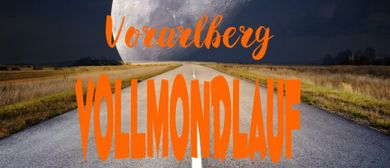 Moonrunners Vorarlberg - der Volllmondlauf